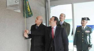 El acuartelamiento de la Guardia Civil ha costado 1,4 millones de €