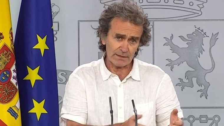 Simón: El virus pudo circular por Ëspaña antes de finales de febrero y pasó desapercibido