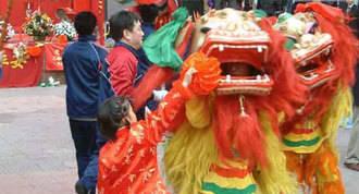 Usera, el `Chinatown madrileño´, centro del Año Nuevo Chino