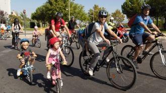 La 31ª Fiesta de la Bicicleta contará con recorridos de hasta 25 kilómetros