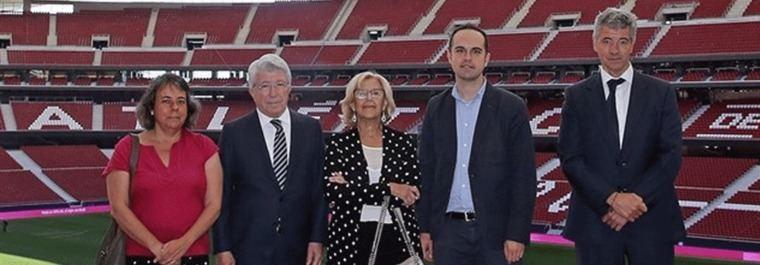 Madrid se prepara para la final de la Champions: Se esperan 100.000 visitantes