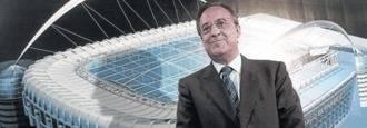 Florentino logra luz verde a la remodelación del Bernabéu