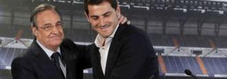 Florentino de Raul y Casillas: Son 'las dos grandes estafas' del Madrid