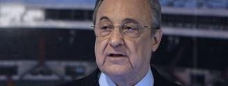 Dos bofetadas catalanas para Florentino Pérez