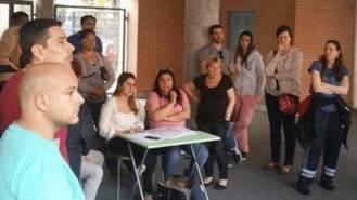 Convocan concentración contra el desalojo de 129 familias afectadas por 'fondos buitre'