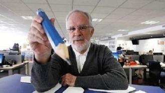 Muere a los 76 años el humorista gráfico Antonio Fraguas, `Forges´