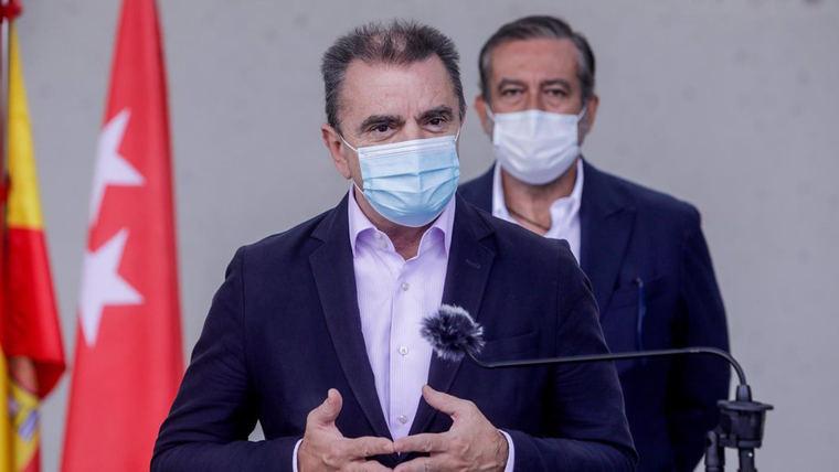 Delegado del Gobierno tras la carga policial de Vallecas: Se 'actuará en consecuencia'