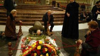 El Supremo rechaza paralizar la exhumación de Franco como reclamaba la familia