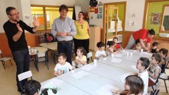 Unos 2.300 niños participan en las Fuenlicolonias de cinco centros escolares