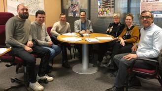 14 centros educativos compartirán el proyecto Erasmus+ con un municipio danés