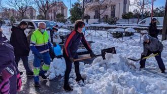 El Ayuntamiento pedirá la declaración de zona catastrófica tras el temporal