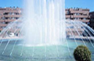 Restringido el horario de las fuentes ornamentales para ahorrar 70.000 €