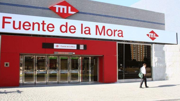 Huelga: Renfe interrumpe el servicio entre el aeropuerto y Fuente de la Mora
