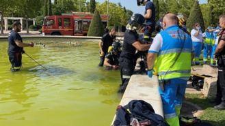 El Ayuntamiento revisará las fuentes tras el ahogamiento del menor de 16 años