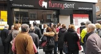 Los afectados de Funnydent se manifestarán el domingo