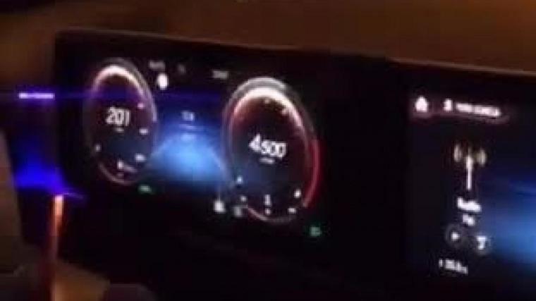 Detenido un futbolista de Tercera tras un vídeo conduciendo a 200 Km/h