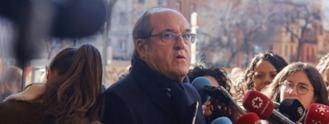 Gabilondo se desmarca del `relator´de Sánchez : 'Lo natural para el diálogo es el Parlamento'
