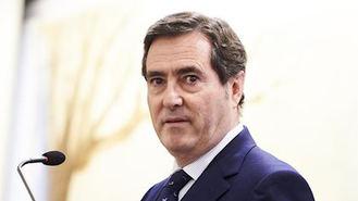 Garamendi: La CEOE volverá a la mesa de negociación por 'responsabilidad'
