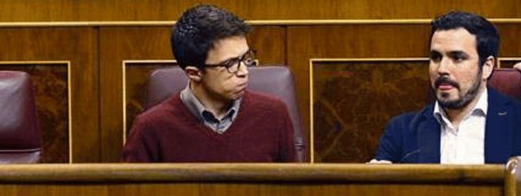 Garzón apunta a dos lista por posibles diferencias 'insalvables' con Mas Madrid