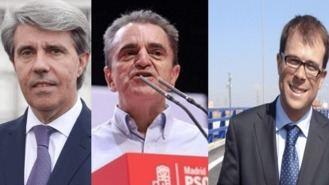Garrido, Franco y Viondi dejan este lunes de ser diputados regionales