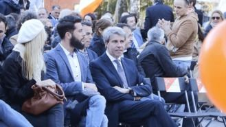 Garrido abandona el Grupo del PP y se convierte en diputado no adscrito