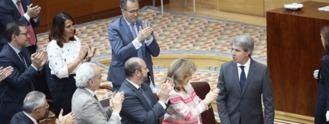 Garrido, elegido nuevo presidente de la Comunidad, se lanza a la conquista de C.s