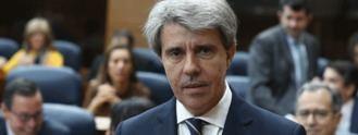 Garrido anuncia una consejería sólo para Justicia y una nueva deducción del IRPF