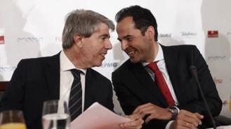 Las pullas de Garrido y Aguado al PP: Cuestionan el uso electoral del centro y hablan de 'rabietita'