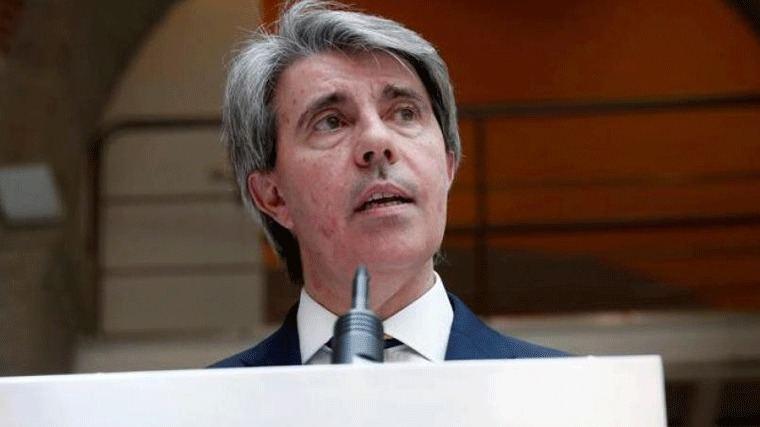 Garrido abandona la política y no irá en la lista de Cs para el 4 de mayo