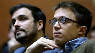 Garzón censura a Errejón: Su iniciativa ha dividido, pero negociará una sola candidatura