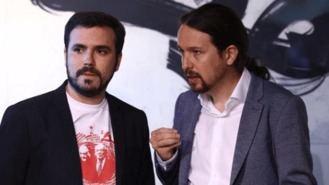 Ultimátum de IU a Podemos: Si no hay acuerdos a mediados de febrero harán sus propias listas