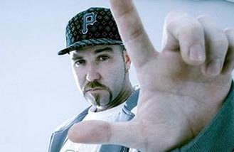Gitano Antón en el I Festival de Rap contra el Racismo de Carabanchel