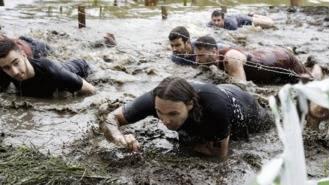 Un millar de participantes `pelearán´en el Gladiator Race