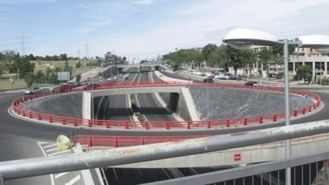 El Ayuntamiento aprueba el soterramiento de la glorieta de la M-503
