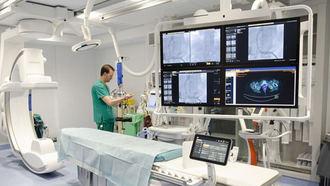 El Marañón desarrolla un nuevo sistema de radiografía de alta precisión para el coronavirus