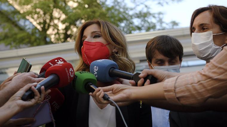 El PSOE lleva al Constitucional la Ley de Telemadrid, presenta un recurso de amparo