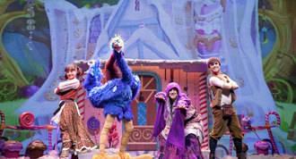 El musical Hansel y Gretel reinventa el cuento de los Hermanos Grimm