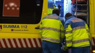 Herido grave un hombre por la deflagración de una lámpara de etanol