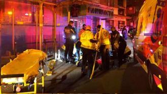 Dos heridos por arma blanca en el transcurso de una reyerta en Carabanchel