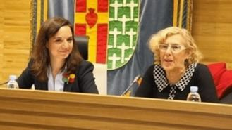 Hernández y Carmena tratan el cambio de `frontera´ que afecta a la Ciudad Deportiva