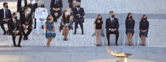 Funeral de Estado por las víctimas del covid: El Rey apela al respeto y entendimiento