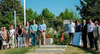 El municipio rinde homenaje a Miguel Angel Blanco y a todas las víctimas