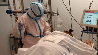 El Hospital de Getafe el que más ingresos Covid registra con 75 pacientes