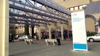 El Hospital prepara una cuarta unidad Covid al sobrepasar los 150 hospitalizados