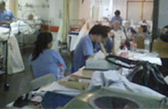 """Ayuntamiento pide """"mejoras en el servicio"""" del Hospital del Henares"""