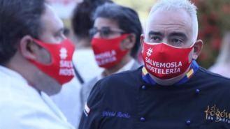Hosteleros piden al Gobierno salvar el sector y la prórroga 'ineludible' de los ERTEs