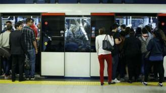 Arranca este jueves la huelga de 24 horas de maquinistas del Metro