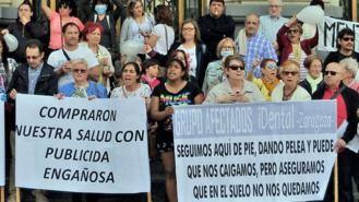 Afectados de IDental exigen la declaración de emergencia sanitaria