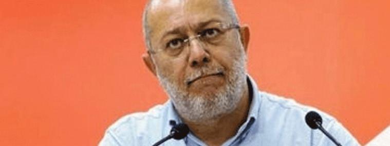 Igea amenaza a Arrimadas con presentar su candidatura tras la `purga´ en Cs