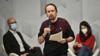 Iglesias, ratificado por la militancia como candidato de Podemos a la Presidencia de la Comunidad